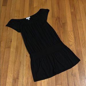 Ann Taylor Little black dress szM